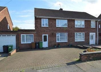Thumbnail 3 bed semi-detached house for sale in Gainsbourgh Crescent, Pheasey, Great Barr, Birmingham