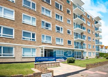 Thumbnail 1 bed flat for sale in Cavendish Court, De La Warr Parade, Bexhill-On-Sea