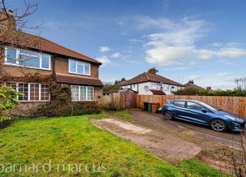 Thumbnail 2 bed flat for sale in Brighton Road, Hooley, Coulsdon