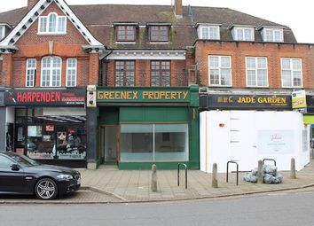 Thumbnail Retail premises to let in 102 High Street, Harpenden