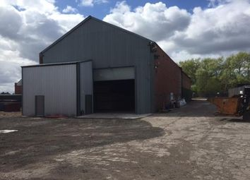 Thumbnail Light industrial to let in Unit A Bambers Quay, Anderton Street, Ince, Wigan