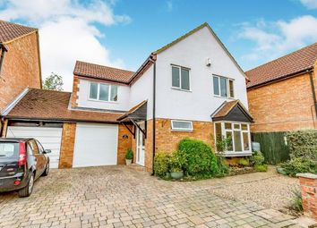 Thumbnail 4 bed detached house for sale in The Spinney, Bradwell, Milton Keynes, Buckinghamshire