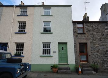 Thumbnail 3 bed terraced house for sale in Bank Terrace, Main Street, Greenodd, Cumbria