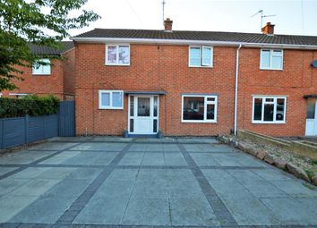 Thumbnail 2 bed semi-detached house for sale in Dukes Close, Wigston