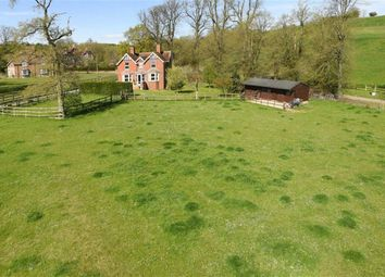Thumbnail 4 bed detached house for sale in Russley Park, Baydon, Marlborough