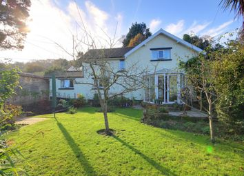 Thumbnail 4 bed detached house for sale in Pound Lane, Combe Martin, Ilfracombe