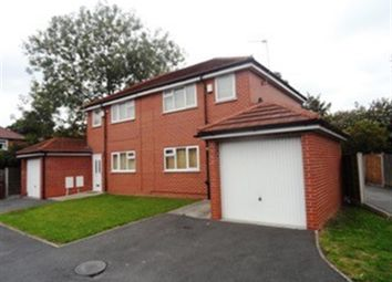 Thumbnail 2 bed semi-detached house to rent in Shelley Road, Stockport