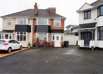 Thumbnail 4 bed semi-detached house for sale in Kemshead Avenue, Birmingham