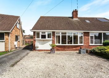 Thumbnail 2 bed semi-detached bungalow for sale in Offa Drive, Kenilworth