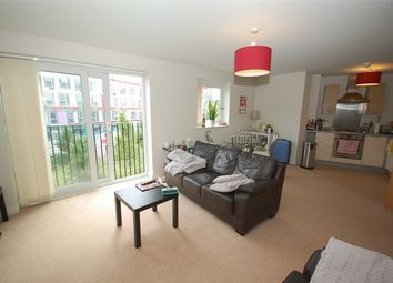 Thumbnail 1 bed flat for sale in Slater House, Lamba Court, Woden Street, Salford, Greater Manchester