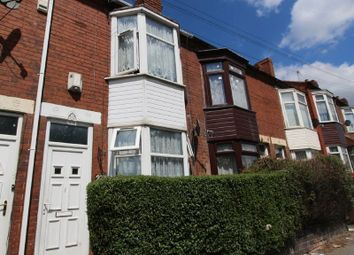 Thumbnail 3 bedroom terraced house to rent in Wolverhampton Road, Walsall