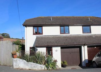 Thumbnail 3 bed semi-detached house for sale in Homeleigh Road, Torcross, Kingsbridge