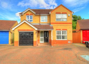 Thumbnail 4 bed detached house for sale in Great Linch, Middleton, Milton Keynes