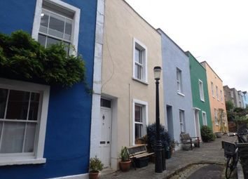 Thumbnail 2 bed terraced house for sale in Ambra Vale South, Bristol, Somerset