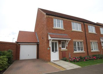 Thumbnail 3 bed semi-detached house for sale in Hyde Park, Padnal, Littleport, Ely
