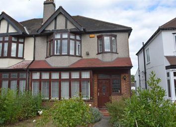 Thumbnail 3 bed semi-detached house for sale in College Park Close, Lewisham, London