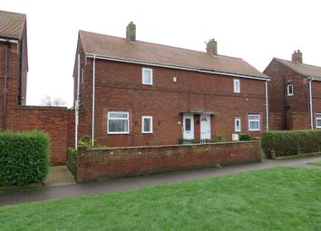 Thumbnail 2 bed semi-detached house for sale in Owthorne Walk, Withernsea