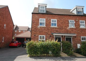 Thumbnail 3 bed semi-detached house for sale in Kersey Crescent, Speen, Newbury