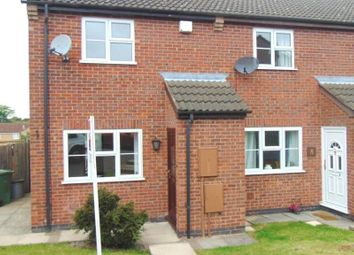 Thumbnail 2 bed property to rent in Wards Closes, Wigston