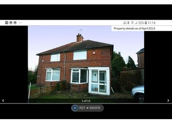 Thumbnail 3 bed semi-detached house to rent in Ashill Rd, Birmingham
