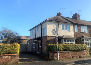 3 bed end terrace house for sale in Murray Street, York YO24