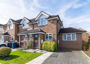 Thumbnail 3 bed end terrace house for sale in Thrush Green, North Harrow, Middlesex