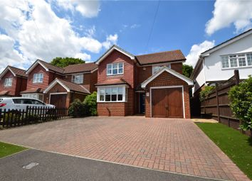 Thumbnail 4 bed property for sale in Birchwood Park Avenue, Swanley, Kent
