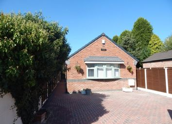 Thumbnail 2 bed detached bungalow for sale in Ironstone Road, Chase Terrace, Burntwood