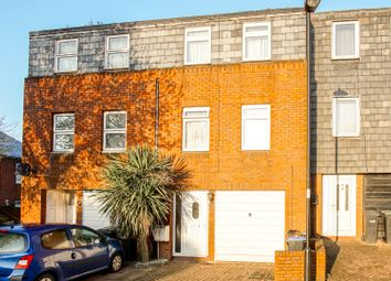 Thumbnail 3 bed terraced house for sale in Whitmore Close, New Southgate