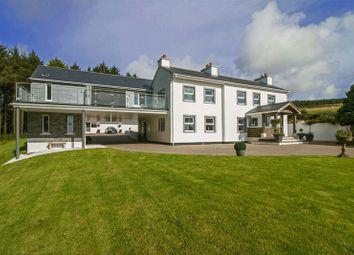 Thumbnail 5 bed detached house for sale in Yn Rheash, Corlea Road, Malew