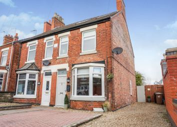 Thumbnail 3 bed semi-detached house for sale in Woodville Road, Swadlincote
