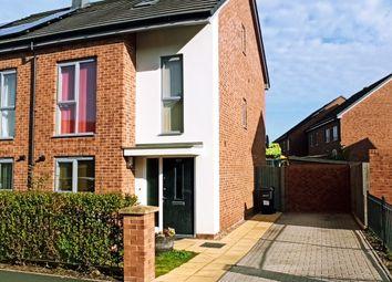 5 bed semi-detached house for sale in Platt Brook Way, Birmingham B26