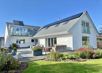 Thumbnail 5 bed detached house for sale in St. Kew Highway, Bodmin