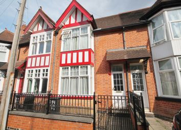 Thumbnail 3 bed terraced house for sale in Church Avenue, West End, Leicester