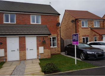 Thumbnail 2 bed semi-detached house for sale in Sanderson Way, Swinton Mexborough