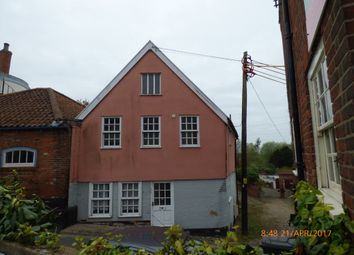 Thumbnail 2 bed cottage to rent in The Score, Northgate, Beccles
