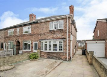 Thumbnail 2 bed town house for sale in Moores Avenue, Sandiacre, Nottingham