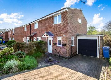 Thumbnail 2 bed semi-detached house to rent in Milton Close, Mickleover, Derby