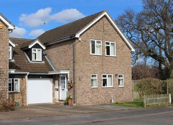 Thumbnail 4 bedroom link-detached house for sale in Barbara's Meadow, Tilehurst, Reading