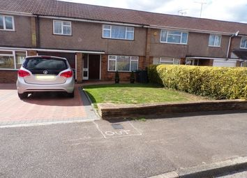 Thumbnail 3 bed end terrace house to rent in Ravenbank Road, Luton