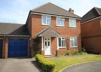 Thumbnail 4 bed detached house to rent in Churchward Close, Grove, Wantage