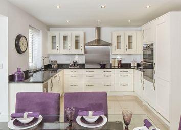 "Thumbnail 3 bed detached house for sale in ""Faringdon II"" at Kepple Lane, Garstang, Preston"