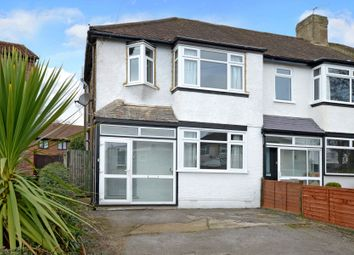 Thumbnail 2 bed property to rent in Langley Avenue, Worcester Park