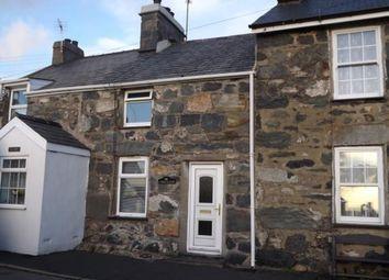 Thumbnail 2 bed terraced house for sale in Talyllyn, Garndolbenmaen, Gwynedd
