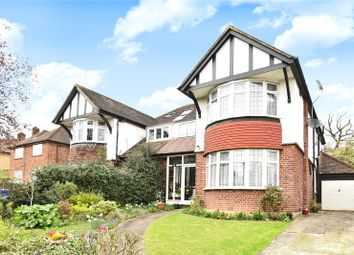 Thumbnail 4 bedroom semi-detached house for sale in Ashburnham Avenue, Harrow, Middlesex
