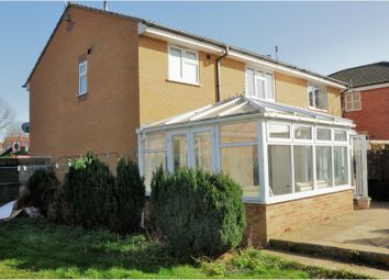 Thumbnail 3 bed semi-detached house for sale in Cheney Road, Thurmaston