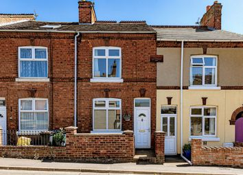 Thumbnail 2 bed terraced house for sale in Chapel Street, Ibstock