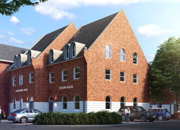 Thumbnail 1 bed flat for sale in Foundry Court, Gogmore Lane, Chertsey, Surrey