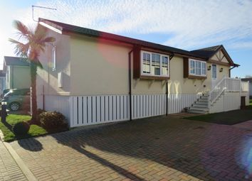 Thumbnail 2 bed mobile/park home for sale in Waters View, Yarwell Mill, Yarwell