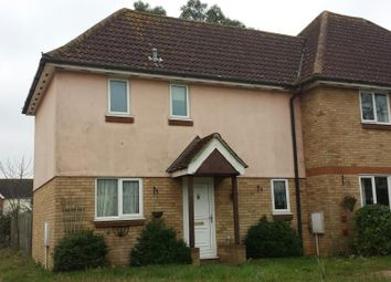 Thumbnail Property to rent in Kestrel Close, Beck Row
